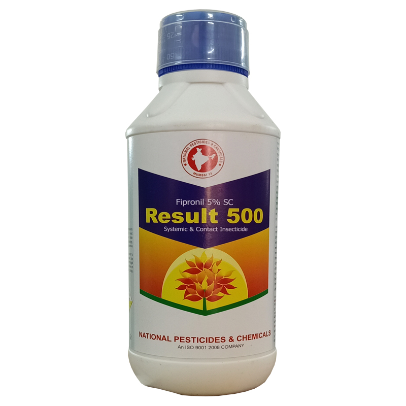 Result 500